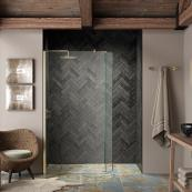 Kudos Ultimate 2 10mm Walk In Wetroom Panel 500mm