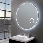 Attraction LED Round Mirror 800mm