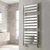 Carpi Designer Towel Radiator Chrome 400 x 1200mm