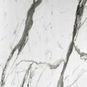 Showerwall Proclick Bathroom Cladding Bianco Carrara 2440 x 600 x 10.5mm