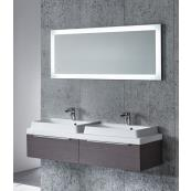 Drift LED Mirror 1200 x 500mm
