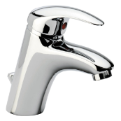 Cruz Basin Monobloc Chrome Inc Pop Up Waste TCR10