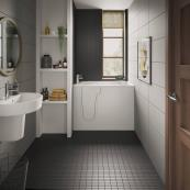 Bathe Easy Freedom Walk In Bath 1275 x 660mm Left Hand