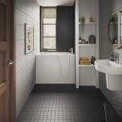 Bathe Easy Freedom Walk In Bath 1275 x 660mm Right Hand