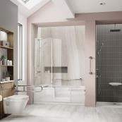 Bathe Easy Style Walk In Bath 1700 x 750mm Right Hand