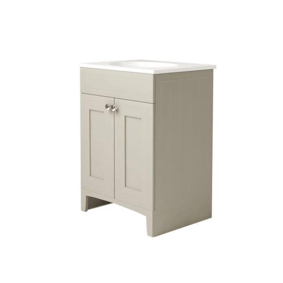 Uclbubas6iv Classic Vanity Unit Amp Sit On Basin Ivory